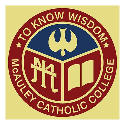 McAuley Catholic College logo