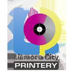 Lismore City Printery logo